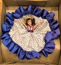"Vintage 1950's The Starlet Doll Red White & Blue Stars Enchanting 8"" Doll - $26.72"