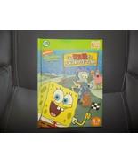 Leap Frog Tag Sponge Bob Squarepants The Tour de Bikini Bottom Book EUC - $21.12