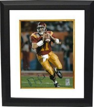 Matt Leinart signed USC Trojans 8x10 Photo Custom Framed- Leinart Hologram - $79.00
