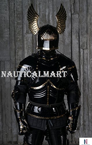 Primary image for NauticalMart Renaissance Armor Medieval Wearable Knight Gothic Suit of Armor