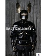 NauticalMart Renaissance Armor Medieval Wearable Knight Gothic Suit of A... - $1,299.00