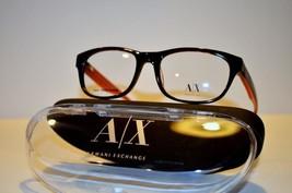 New Authentic Armani Exchange Eyeglasses AX229 GDQ Havana/Plum/Orange AX... - $71.24