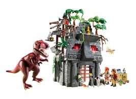 T-Rex Dinosaur Hidden Temple Dino Island Play Set Adventure Kids Childre... - $75.57