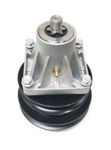 Upgraded  Spindle With Threaded Mounting Holes For MTD 918-04134 618-04134 - $49.45