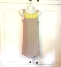 anthropologie Tibi New York Nude Dress Size 4 - $19.99