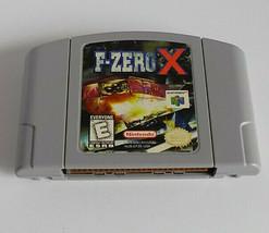 F-Zero X game cart only good shape N64 (Nintendo 64, 1998) - $29.95