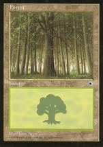 Magic: The Gathering: Portal - Forest - $0.35