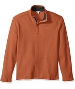 Calvin Klein Men's Long Sleeve Solid Mock Neck Pullover, X-Large,  Deep ... - $43.42