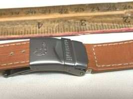 SEIKO ORIGINAL WATCH BAND B-18MM WITH MORELLATO BUCKLE - $43.20