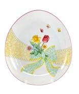 Villeroy Boch Spring Fantasy Platter Egg Dish Easter Spring Flowers New ... - $46.95