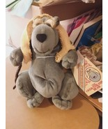 NWT~Methuselah The Over-The-Hill Bear w/Cane & Glasses~by Heartline, 1987 - $11.75