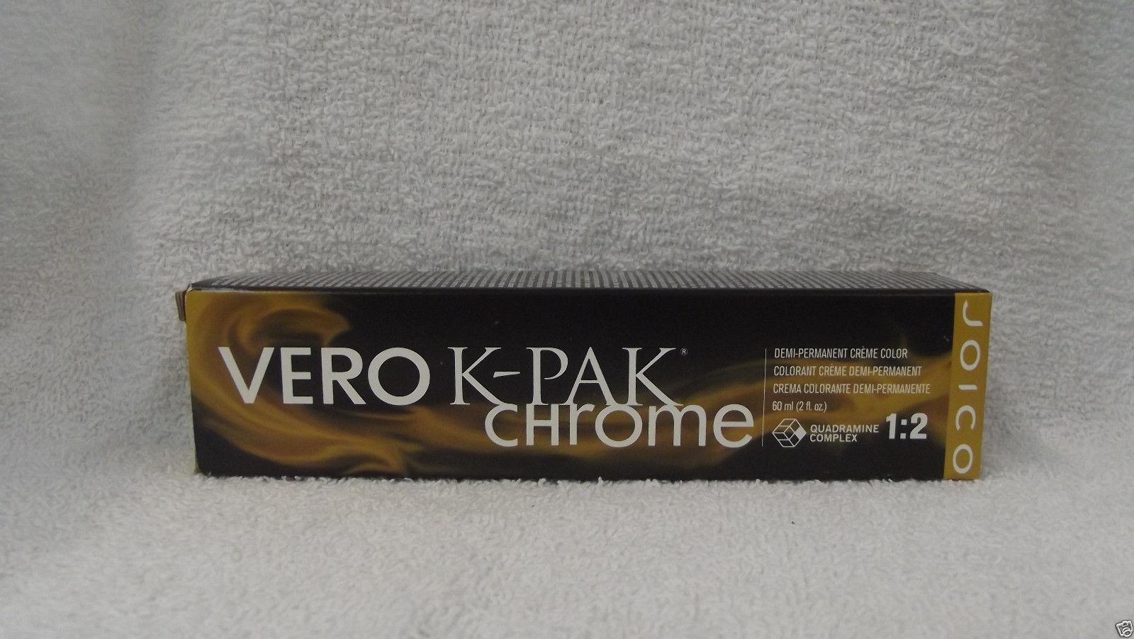 Joico Vero K-PAK Color Permanent Cream Hair Color 2.5oz (8