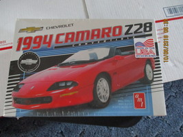 AMT 1994 Chevy Camaro Convertible 1/20 scale - $25.99