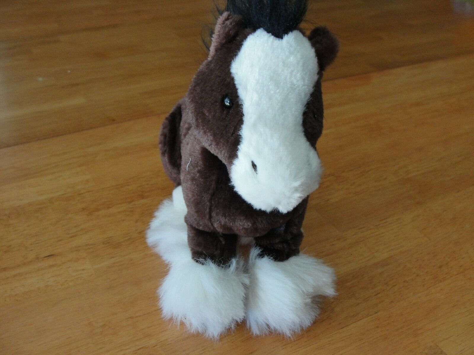Primary image for Webkinz Clydesdale Horse, no tag No Code