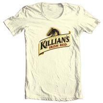 Killians Irish Red T-shirt beer Ireland Guiness 100% cotton graphic printed tee image 3