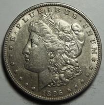1896 MORGAN SILVER DOLLAR COIN Lot# D 53
