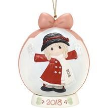 "Precious Moments""Have A Magical Holiday Season Dated 2018 Girl Ball Orna... - €19,35 EUR"