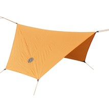 "UST BASE Hex Tarp 108"" x 96"" Camping Hiking Backpack Survival Shelter Ca... - $45.86 CAD"