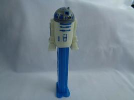 Vintage 1990's PEZ Candy Dispenser Star Wars R2D2 Lucas Film with Feet - $1.73