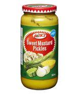 Bick's Sweet Mustard Pickles 6 x 500ml Canadian  - £57.81 GBP
