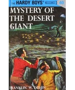 The Mystery of the Desert Giant (Hardy Boys, Book 40) by Franklin W. Dixon - $11.47