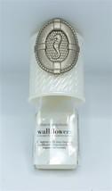 Bath & Body Works Wallflower Seahorse Nautical Pearl Medallion Diffuser Plug - $16.99