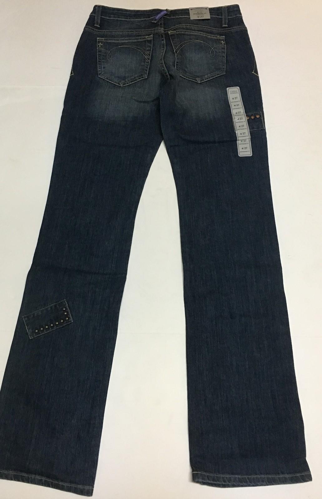 Women's Gypsy Soule Boyfriend Blue Jeans Jess Stretch Sz 28, 30, 34 Waist image 5