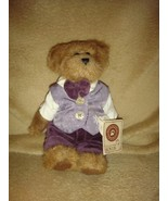 Boyds Bears 2001 Edmund Fall Plush Bears - $18.99