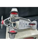 1996 Hallmark Christmas Ornament 1941 Murray Airplane Kiddie Car Classic... - $12.86