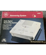 GE Answering System Machine 2-9871 Fully Digital General Electric *open ... - £25.47 GBP