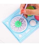 XUES® 2PCS/Lot Multifunctional Children Variety Spirograph Drawing Plastic - $1.15