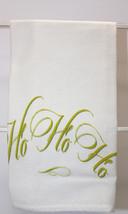 Great Gift Ho Ho Ho!Towel by French Graffiti-Qty:1-Holiday - $8.99