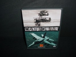 The Century Of Warfare Volume IV History Channel DVD Video - $5.84