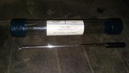 """""""Worm"""" curving suture passer, Arthrex 1268 - $39.99"""