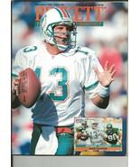 ORIGINAL Vintage Dec 1992 Beckett Football Card Magazine Dan Marino Hers... - $9.89