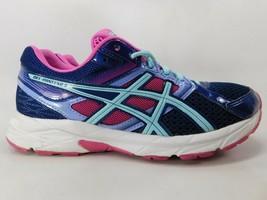 Asics Gel Contend 3 Size US 7.5 M (B) EU 39 Women's Running Shoes Purple T5F9N