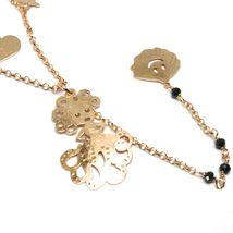 Necklace & Pendant 925 Silver, Medusa, Shell, Starfish, le Favole image 3