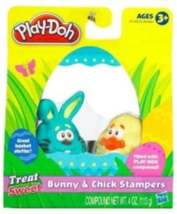 Hasbro Play-DOH Bunny and Chick STAMPERS Ages 3+ - $7.69