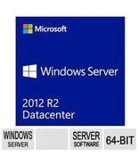 Genuine Product: Windows Server 2012 R2 Datacenter Retail Edition - $28.49