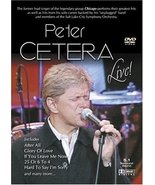 Peter Cetera - Live! by St Clair Vision [DVD] - $49.25