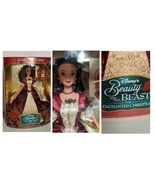 Christmas Belle Beauty and the Beast Holiday Princess Special Edition 19... - $48.99