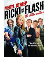 Ricki and the Flash (DVD, 2015, UltraViolet Includes Digital Copy) - $1.60