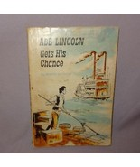 Abe Lincoln Gets His Chance Book 1965 Scholastic Services Paperback - $9.99