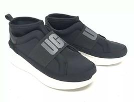 UGG Australia Women's Neutra Sneaker 1095097 Black Neoprene Chunky Outso... - $89.99