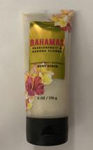 Bath & Body Works BAHAMAS Passionfruit & Banana Flower Body Scrub 6 Oz New - £11.51 GBP