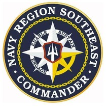 US Navy Region Commander 12'' Sticker Military Armed Forces  - $24.74
