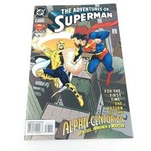 The Adventures of Superman DC Comic Book Vol #1 Issue #527 September 1995 - $2.00