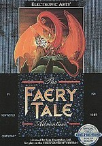 Faery Tale Adventure (Sega Genesis, 1991) CART ONLY - $18.17