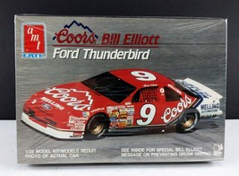 AMT ERTL 6962 Coors Bill Elliott Ford Thunderbird 1:25 Model Car Kit - $14.84