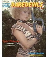 Daredevils Magazine #15 Sybil Danning Cover James Bond Star Trek 1985 VE... - $7.84